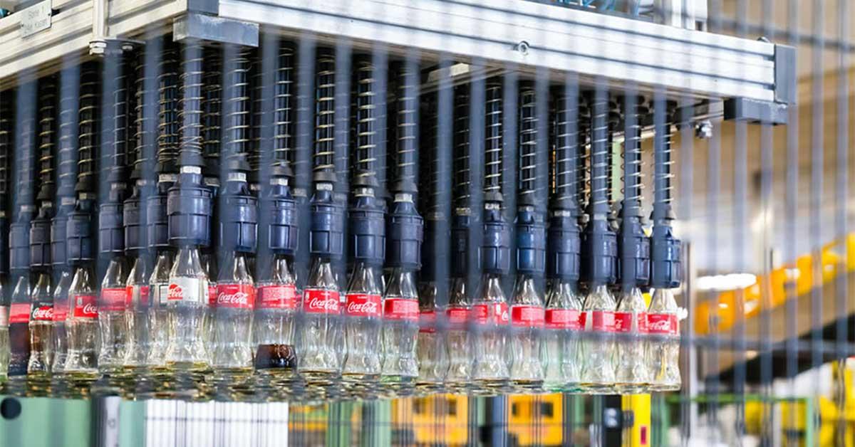 Coca-Cola HBC: Άνοδος 2,7% στα έσοδα τριμήνου με ήπια αύξηση στην Ελλάδα
