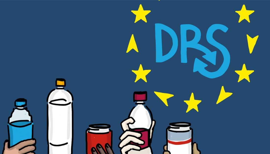 Διαδικτυακό σεμινάριο «DRS for the Greek Beverage market»