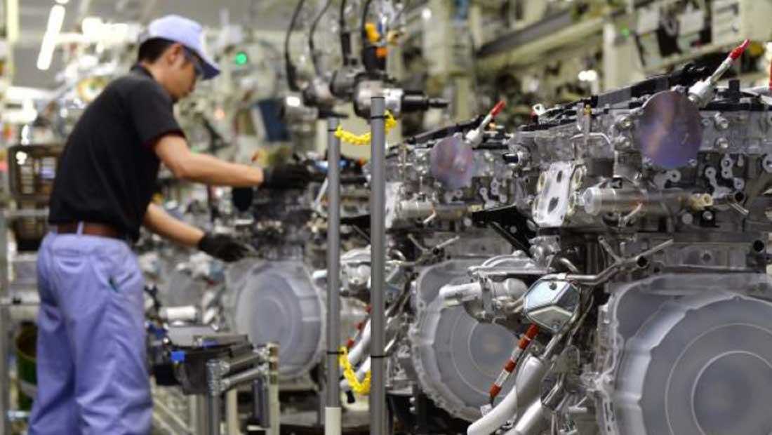 ΙΟΒΕ: «Ανεπαίσθητη» υποχώρηση των προσδοκιών της βιομηχανίας τον Απρίλιο