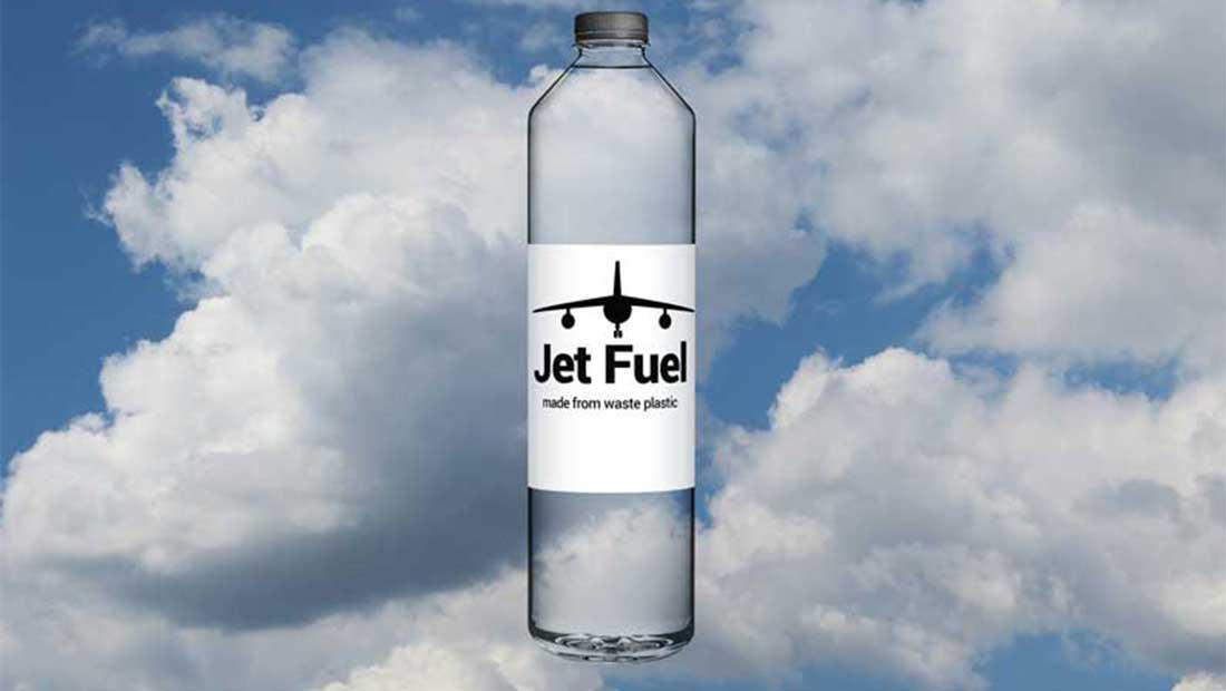 Από πλαστικά απορρίμματα σε καύσιμα τζετ, μέσα σε μία ώρα