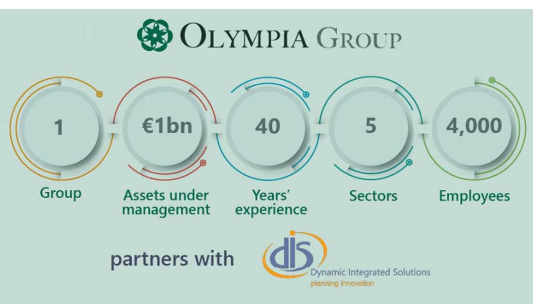 Olympia Group: Εκσυγχρονίζεται με την DIS  και το Microsoft Dynamics 365