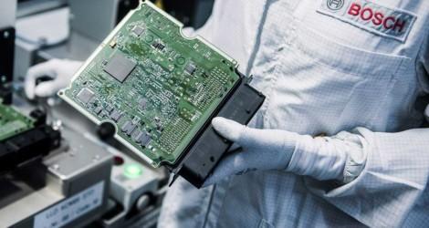 Η Bosch ανοίγει γερμανική μονάδα παραγωγής τσιπ, στη μεγαλύτερη επένδυση που έχει γίνει ποτέ