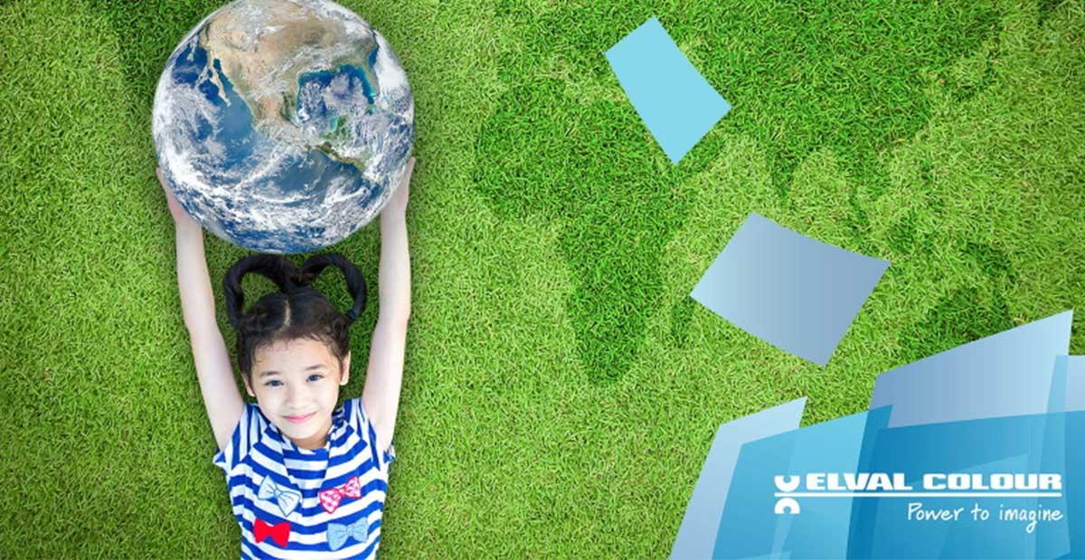 Περιβαλλοντική συμμαχία της Elval Colour με τη We4all