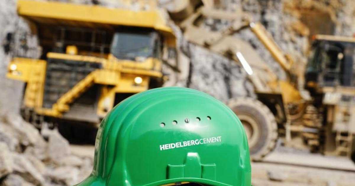 HeidelbergCement: Σχεδιάζει εργοστάσιο τσιμέντου με ουδέτερο ισοζύγιο άνθρακα