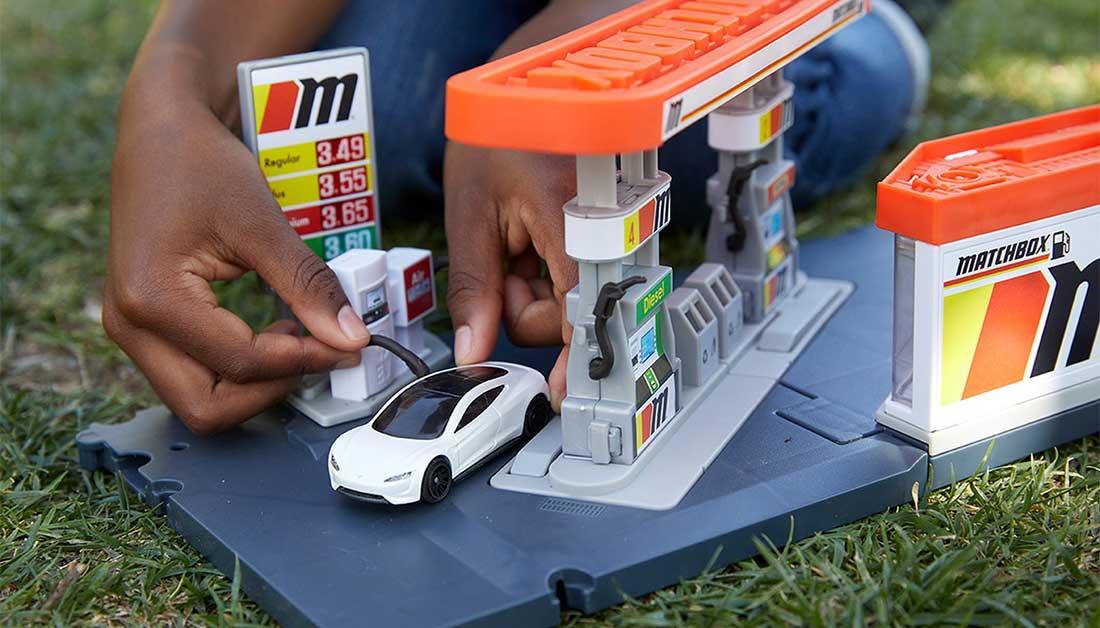 Η Mattel παράγει πρωτοποριακό αυτοκινητάκι με ουδέτερο ισοζύγιο άνθρακα
