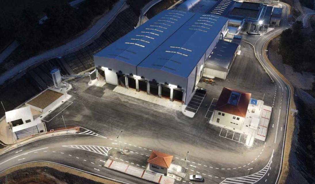 Ηλεία: Ολοκληρώθηκε η κατασκευή της μεα