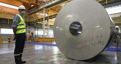 Ενίσχυση του δείκτη  κύκλου εργασιών της βιομηχανίας 1,6% το α' τρίμηνο