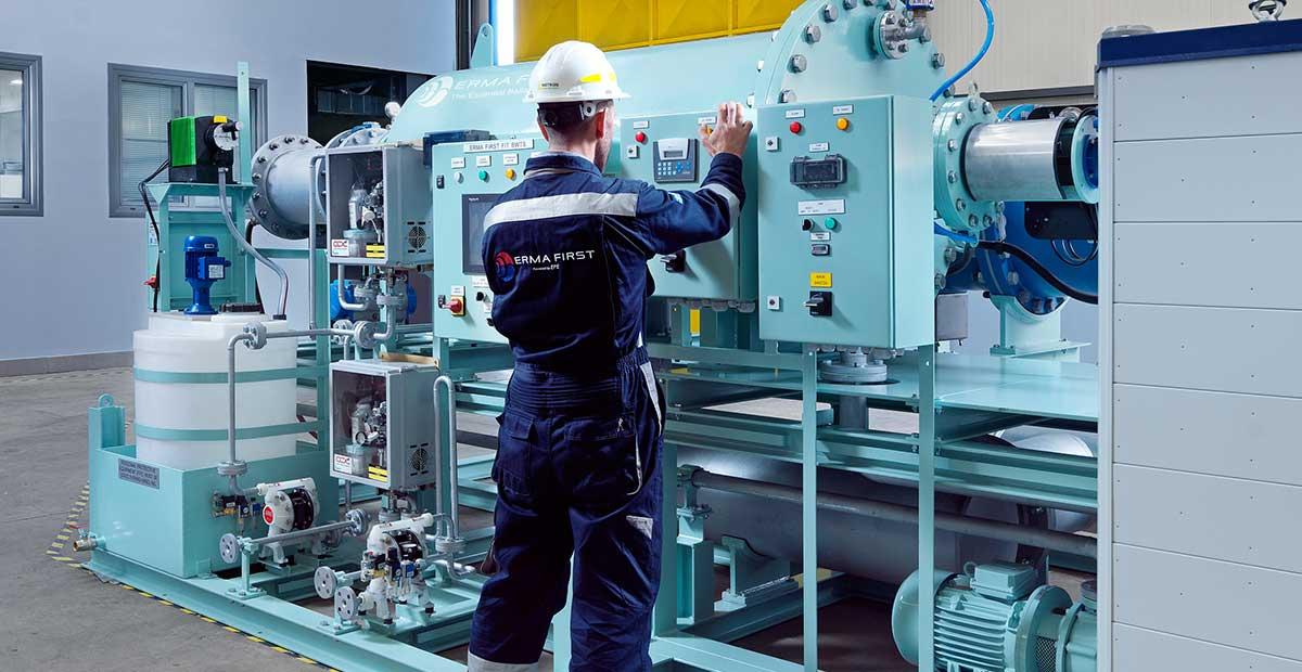Νέα συνεργασία της Schneider Electric και της ERMA FIRST