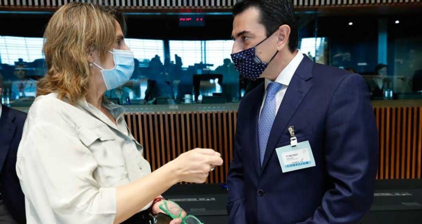 Στο επίκεντρο οι εκπομπές αερίων Η ελληνική παρουσία στη Σύνοδο Υπουργών Ενέργειας της ΕΕ