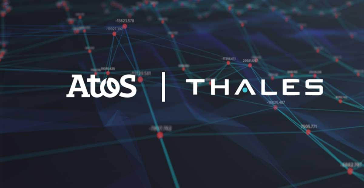 Κοινοπραξία Thales με Atos στο πεδίο των big data και AI