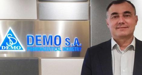 Ο Γιώργος Κολιαστάσης CFO στη Demo SA