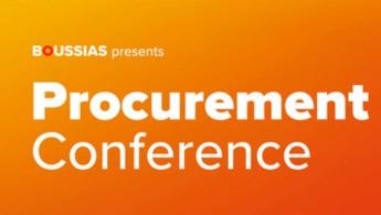 Στις 14 Οκτωβρίου το Procurement Conference 2021